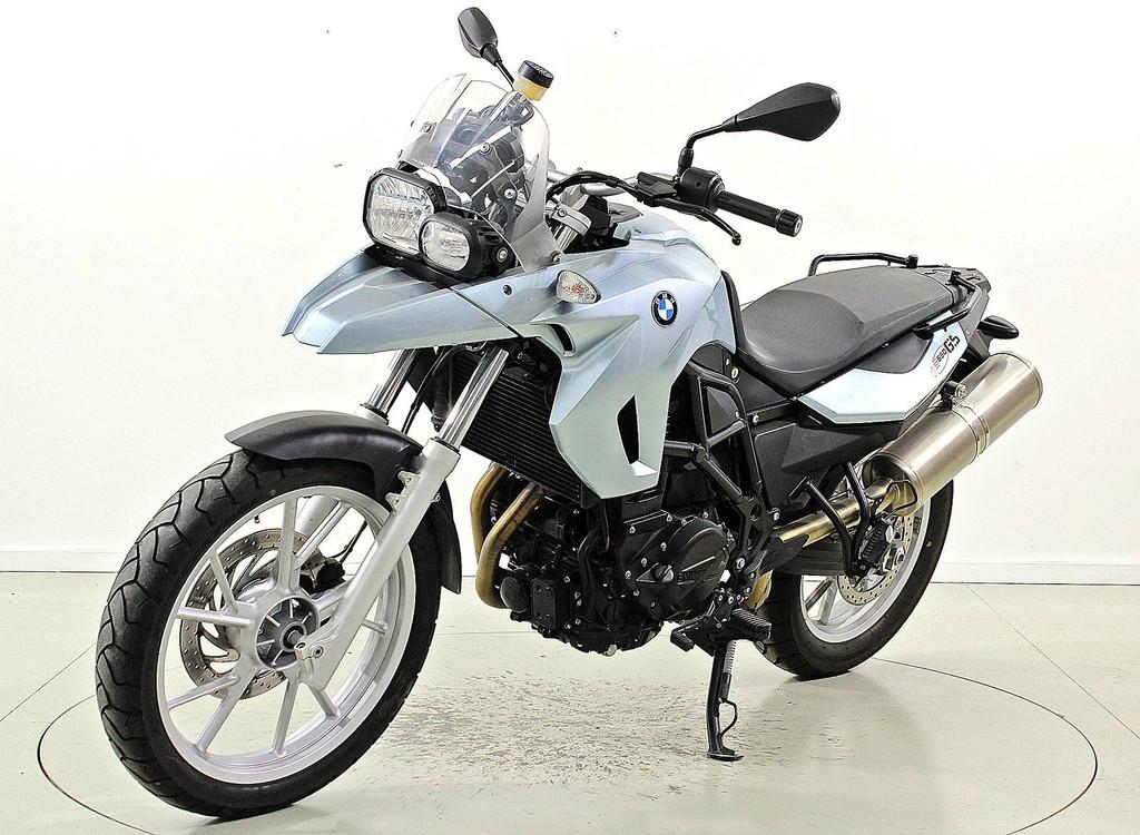 BMW F 650 GS ABS - bis 35 kW - Moto Center Winterthur