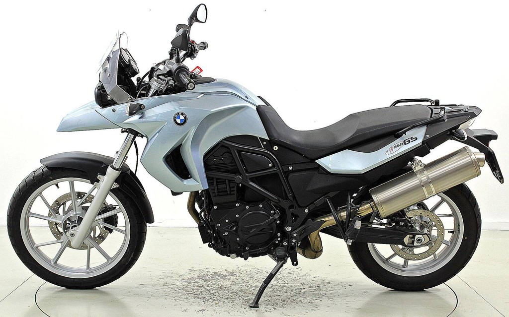 BMW F 650 GS - Occasion-Motorräder - Moto Center Winterthur