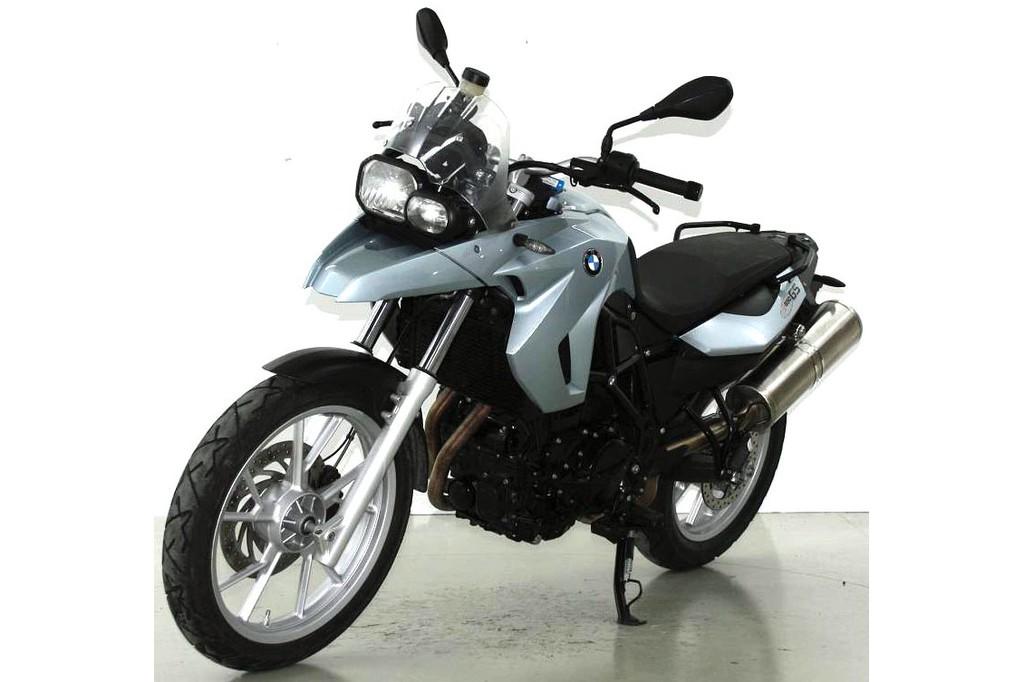 BMW F 650 GS ABS - Enduro-Supermoto - Moto Center Winterthur