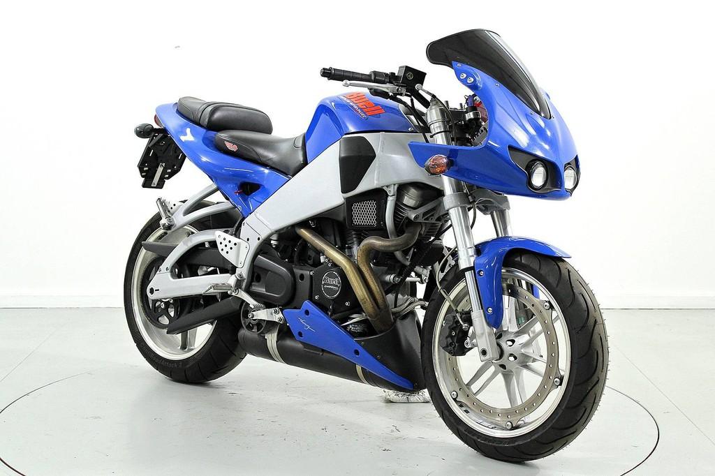 Buell XB9R 1000 Firebolt - Occasion-Motorräder - Moto