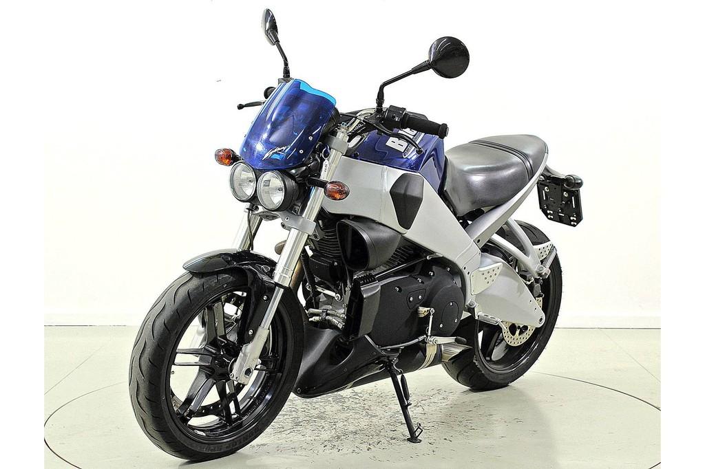 Buell 1125 CR Cafe Racer - Occasion-Motorräder - Moto