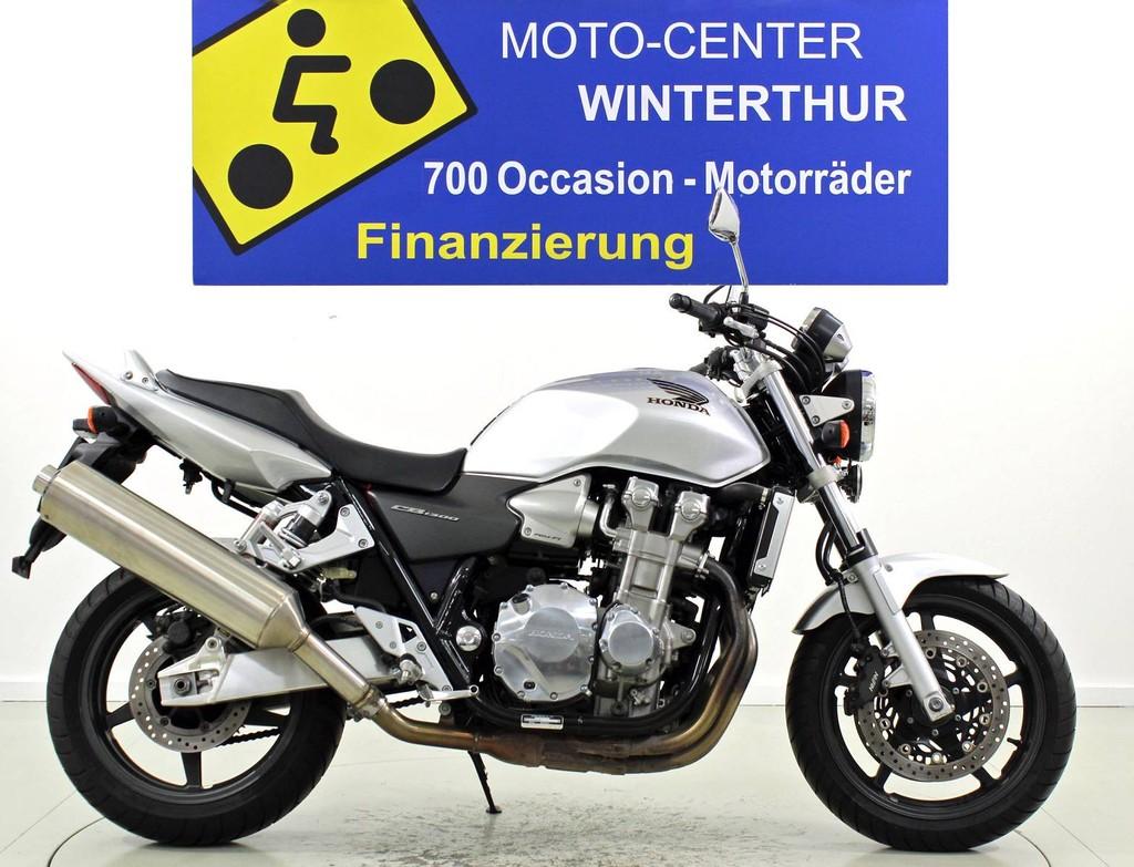 Honda CB 600 FA Hornet - bis 35 kW - Moto Center Winterthur