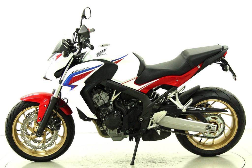Honda CB 650 F ABS - Naked-Bike - Moto Center Winterthur