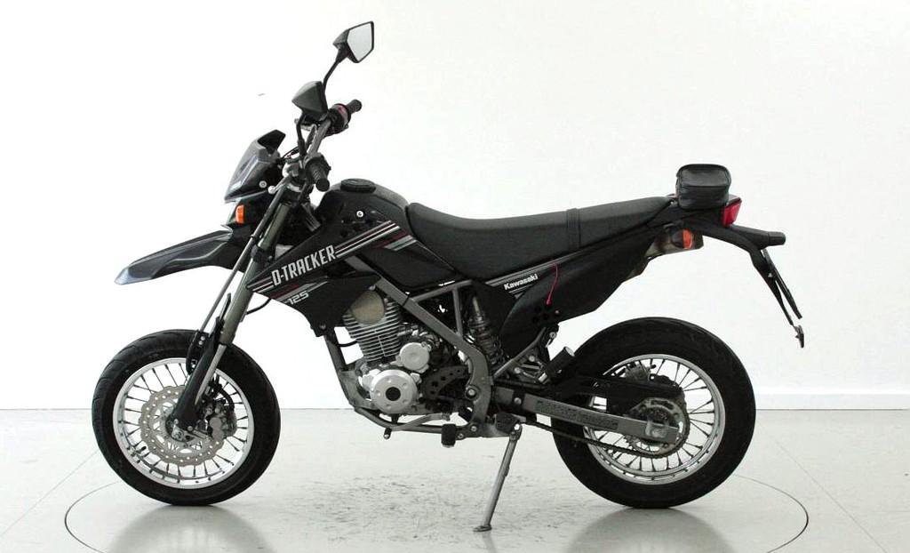 kawasaki d tracker 125 125 ccm motorr der moto center. Black Bedroom Furniture Sets. Home Design Ideas