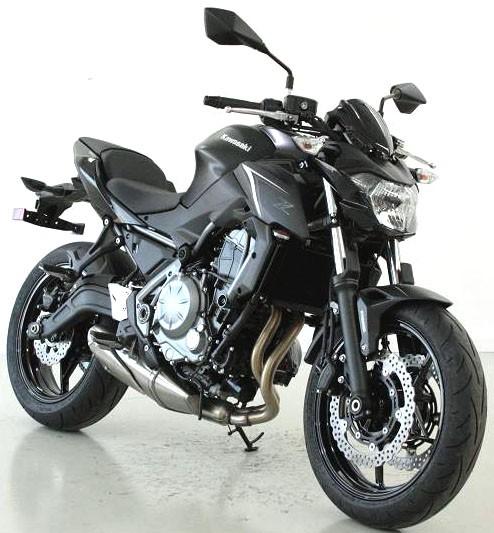 kawasaki z650 abs neu motorr der moto center winterthur. Black Bedroom Furniture Sets. Home Design Ideas