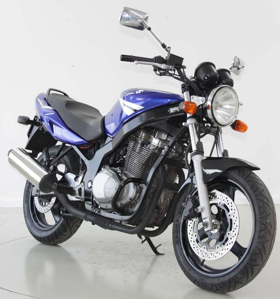suzuki gs 500 k3 5 occasion motorr der moto center winterthur. Black Bedroom Furniture Sets. Home Design Ideas