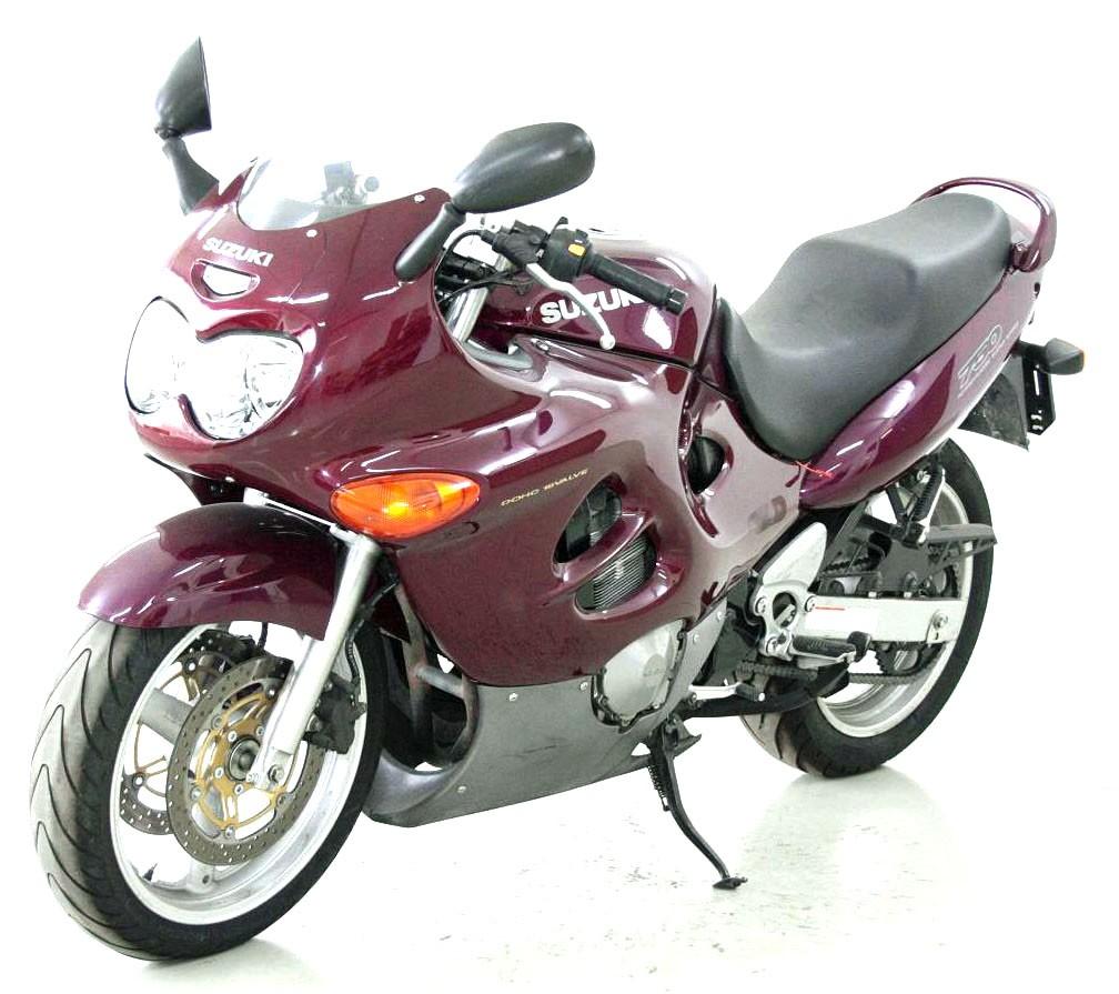 suzuki gsx 750 occasion motorr der moto center winterthur. Black Bedroom Furniture Sets. Home Design Ideas