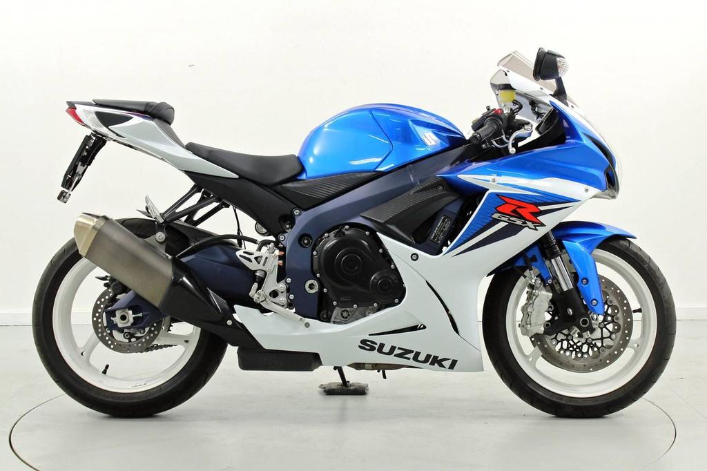 Suzuki GSX-R 750 - über 35 kW - Moto Center Winterthur
