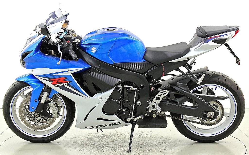 Suzuki GSX-R 600 - Occasion-Motorräder - Moto Center