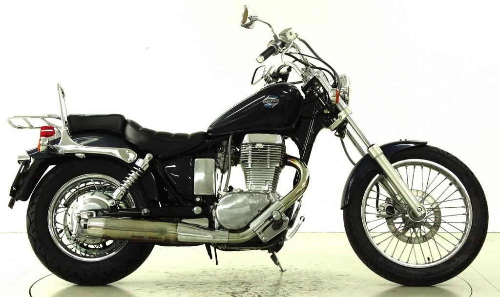 Suzuki LS 650 P - Occasion-Motorräder - Moto Center Winterthur