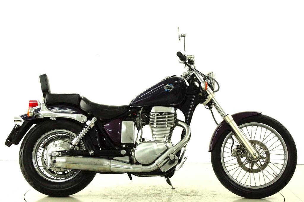 Suzuki LS 650 P - bis 35 kW - Moto Center Winterthur