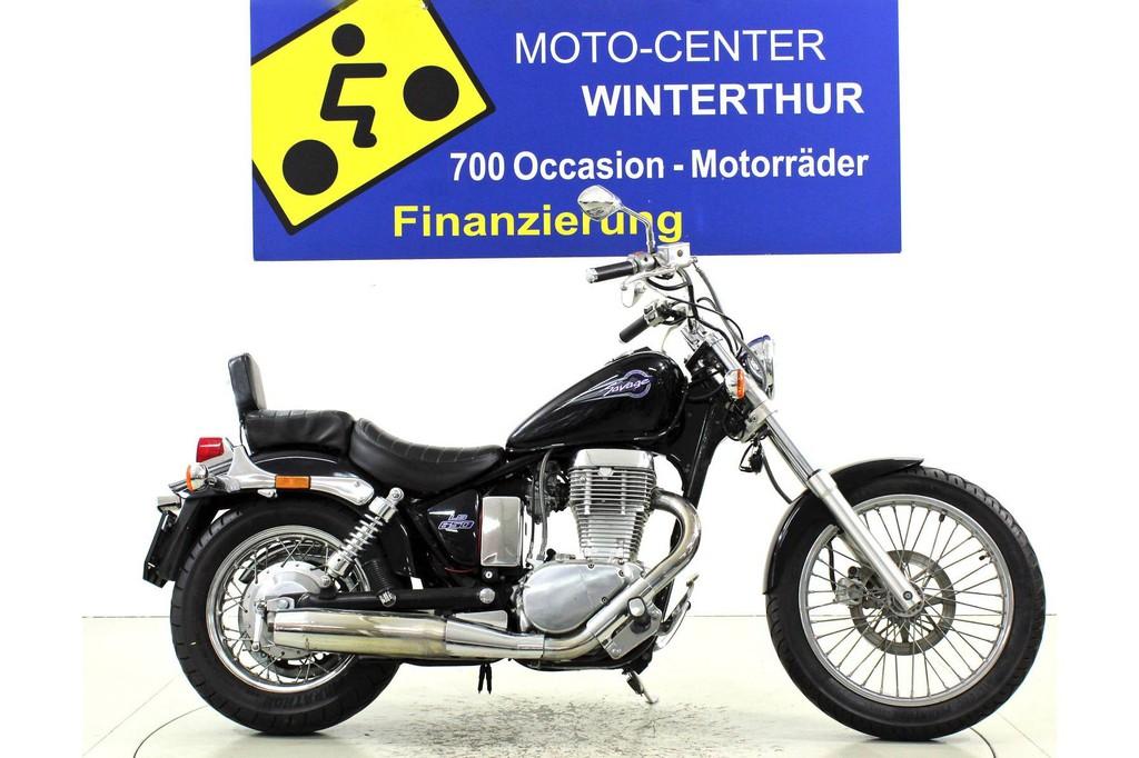 Suzuki LS 650 P Savage - Occasion-Motorräder - Moto Center