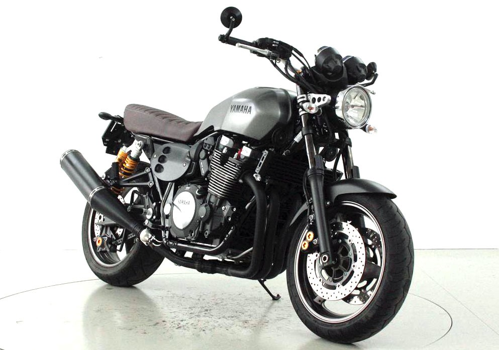 yamaha xjr 1300 naked bike moto center winterthur. Black Bedroom Furniture Sets. Home Design Ideas