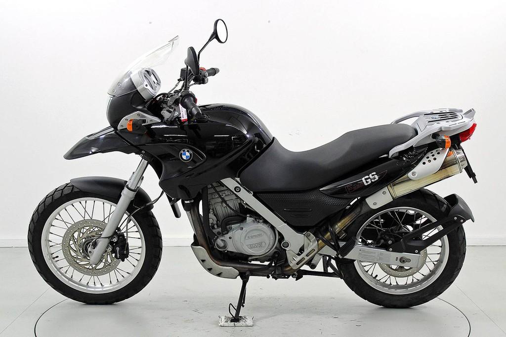 BMW F 650 GS - über 35 kW - Moto Center Winterthur