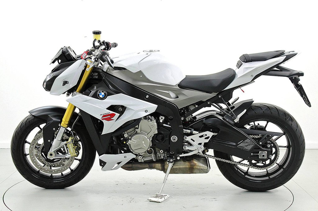 BMW S 1000 R ABS+DTC - Occasion-Motorräder - Moto Center
