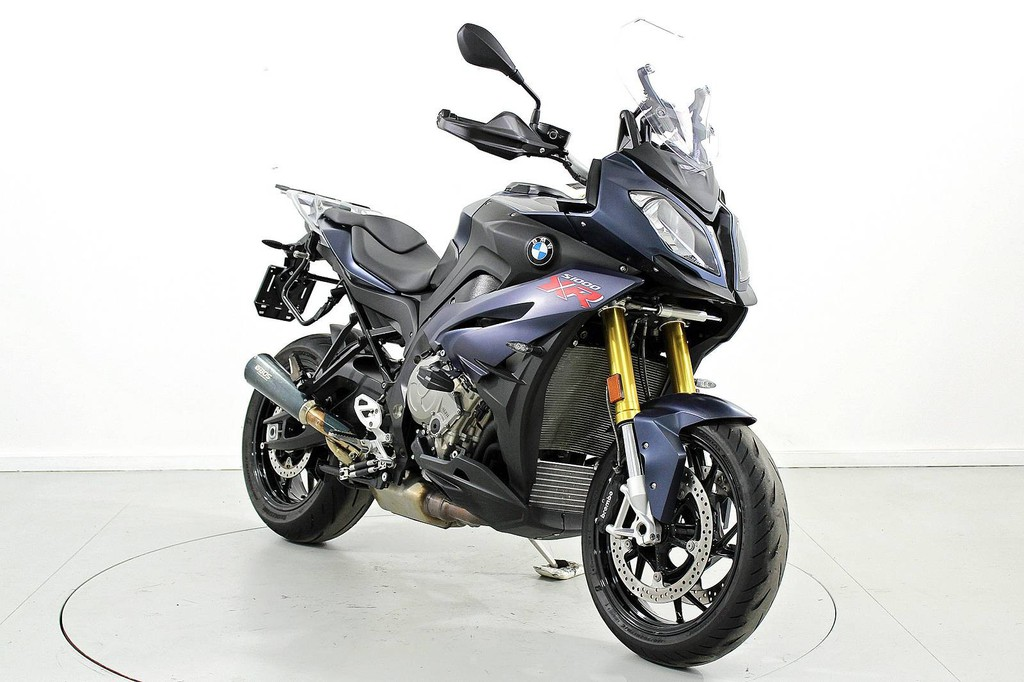 BMW S 1000 XR ABS+DTC - Occasion-Motorräder - Moto Center