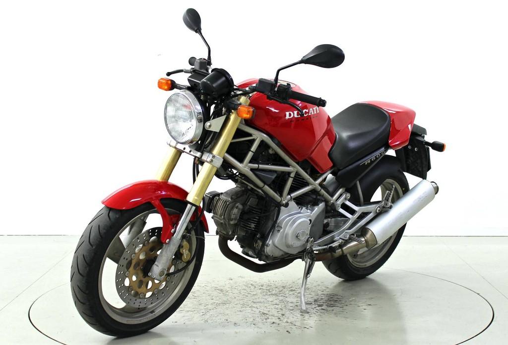 ducati 600 monster bis 35 kw moto center winterthur. Black Bedroom Furniture Sets. Home Design Ideas