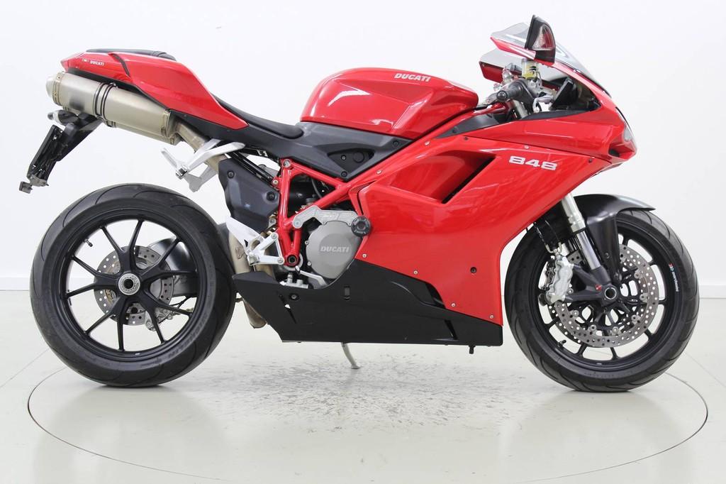ducati 848 ber 35 kw moto center winterthur. Black Bedroom Furniture Sets. Home Design Ideas