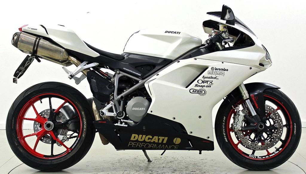 ducati 848 superbike bis 35 kw moto center winterthur. Black Bedroom Furniture Sets. Home Design Ideas