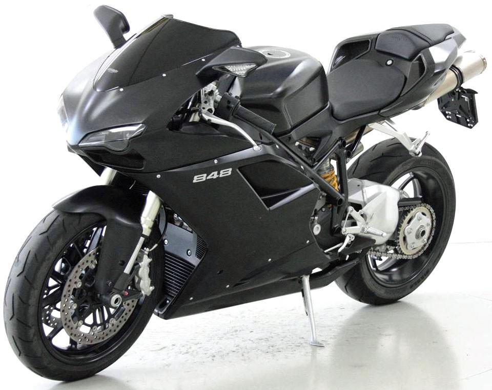 ducati 848 superbike occasion motorr der moto center winterthur. Black Bedroom Furniture Sets. Home Design Ideas