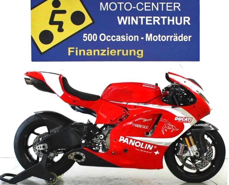 ducati desmosedici rr occasion motorr der moto center winterthur. Black Bedroom Furniture Sets. Home Design Ideas