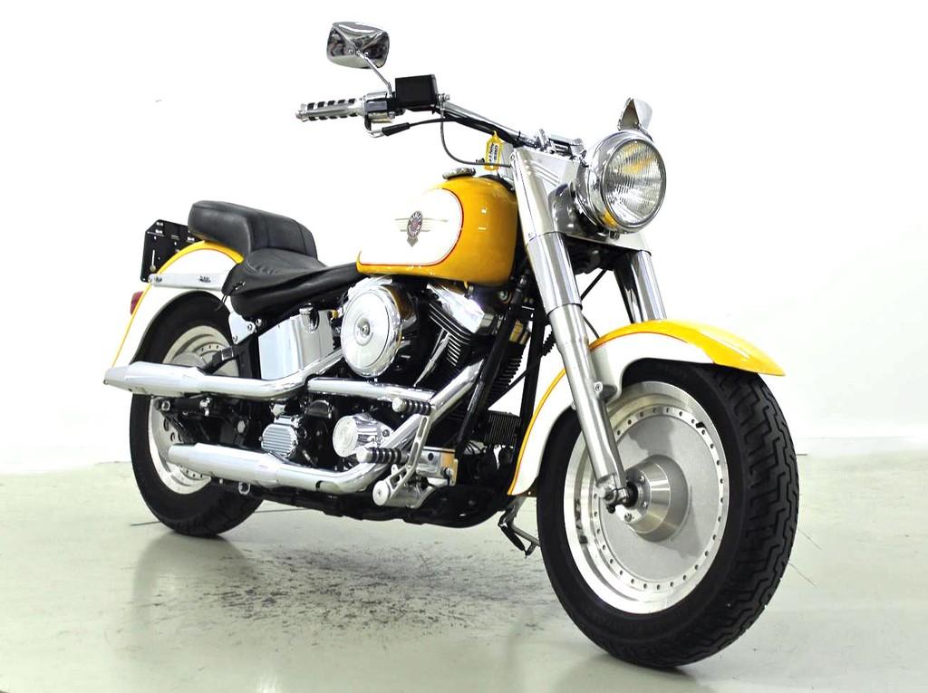 harley davidson fat boy bis 35 kw moto center winterthur. Black Bedroom Furniture Sets. Home Design Ideas