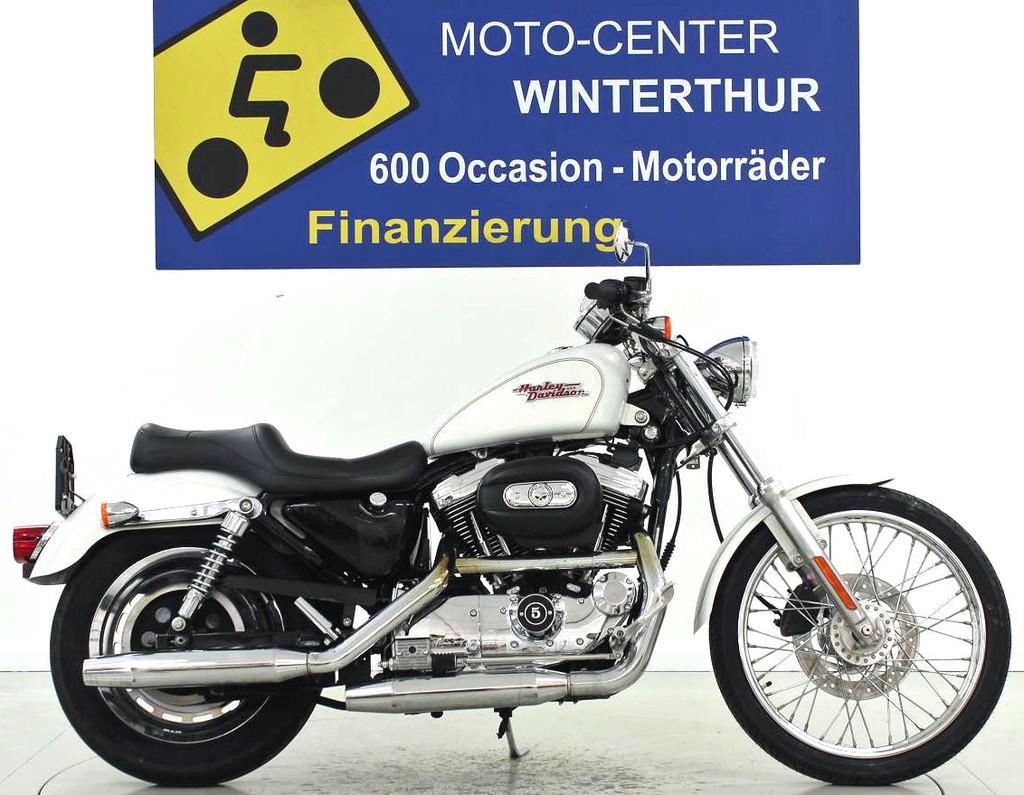 Leasing Moto Harley Davidson