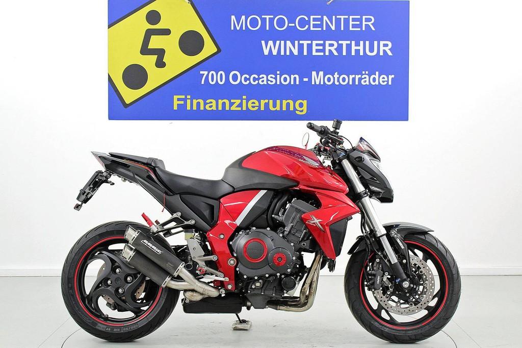 Honda CB 1100 A - über 35 kW - Moto Center Winterthur