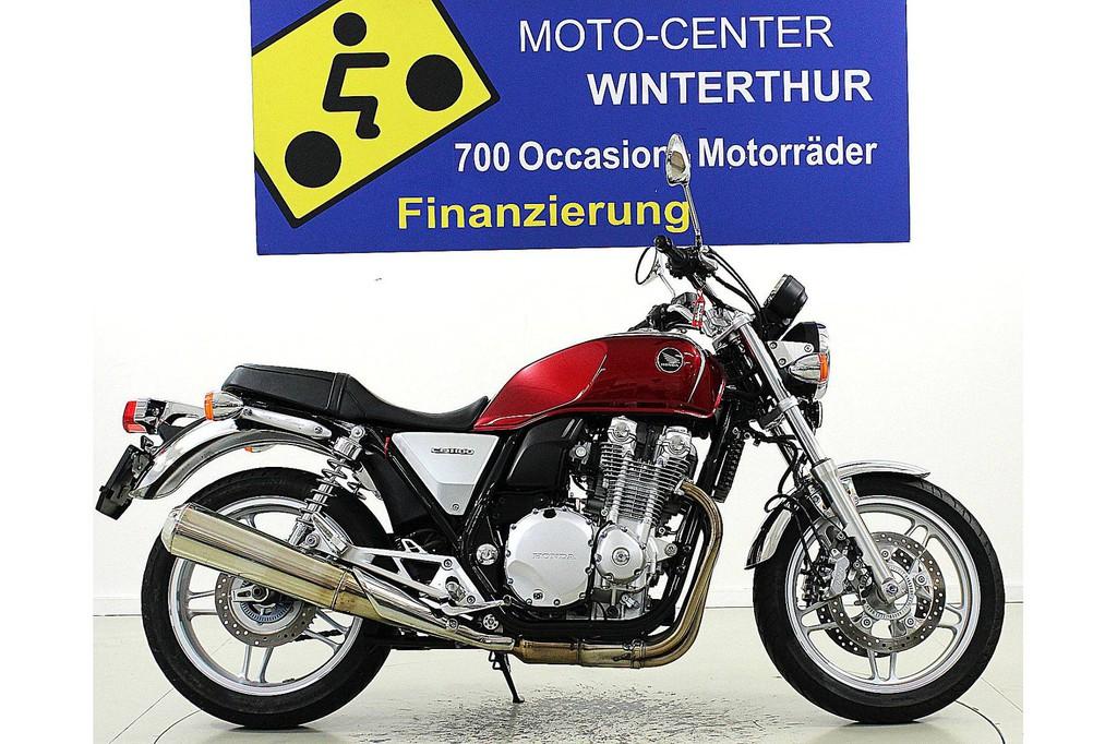 Honda CB 1100 A - Naked-Bike - Moto Center Winterthur