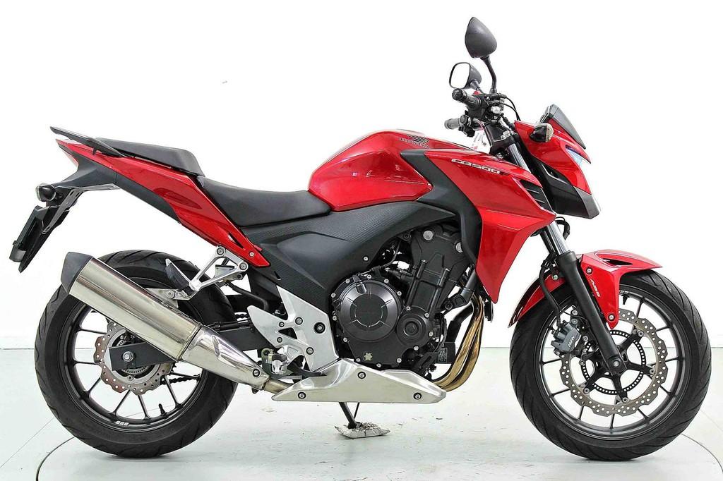 Honda CB 500 X ABS - Occasion-Motorräder - Moto Center