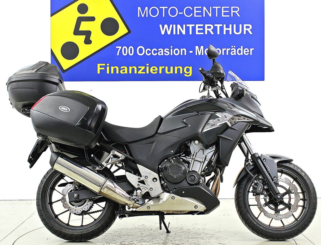 honda cb 500 x abs occasion motorr der moto center winterthur. Black Bedroom Furniture Sets. Home Design Ideas