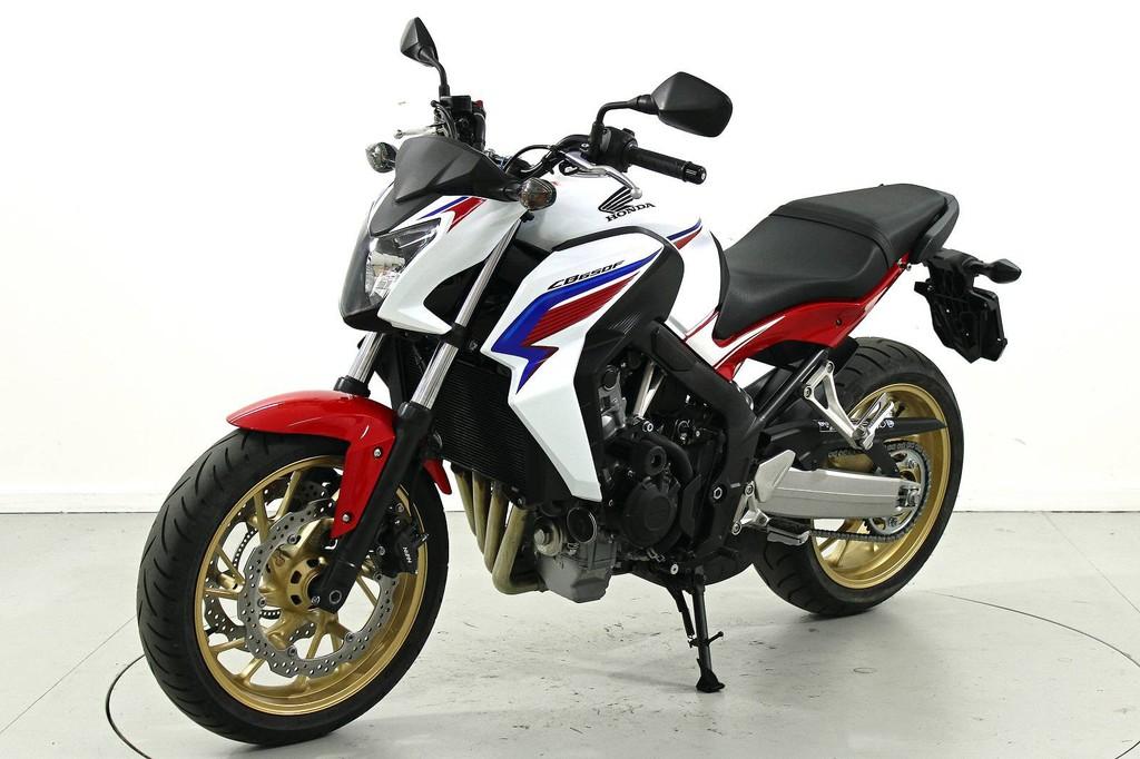Honda CB 650 F ABS - Occasion-Motorräder - Moto Center