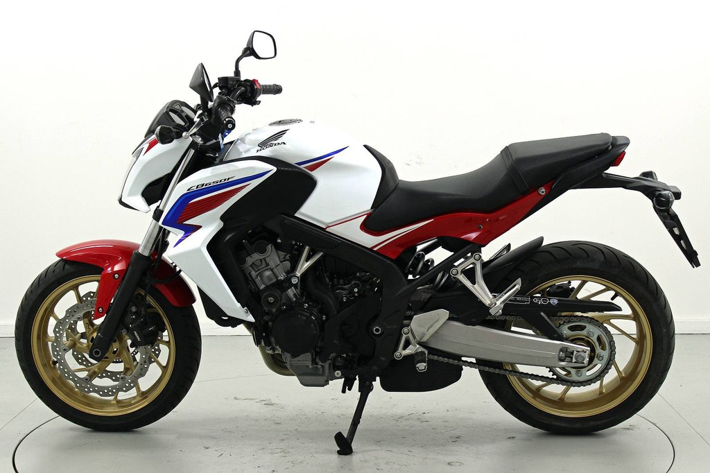 Honda CBR 650 F - Occasion-Motorräder - Moto Center Winterthur