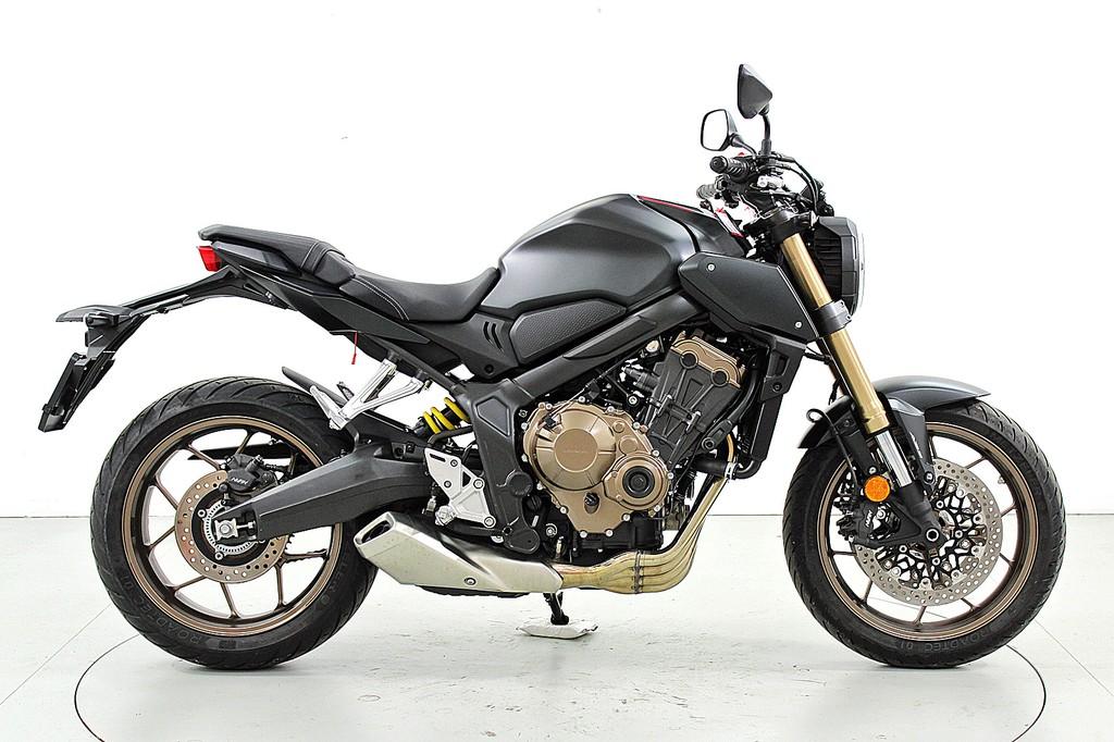 Honda CBR 650 F ABS - Occasion-Motorräder - Moto Center