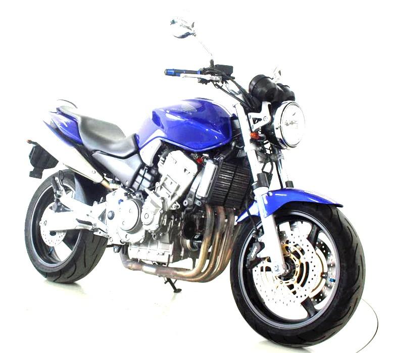 Honda CB 900 Hornet - Occasion-Motorräder - Moto Center