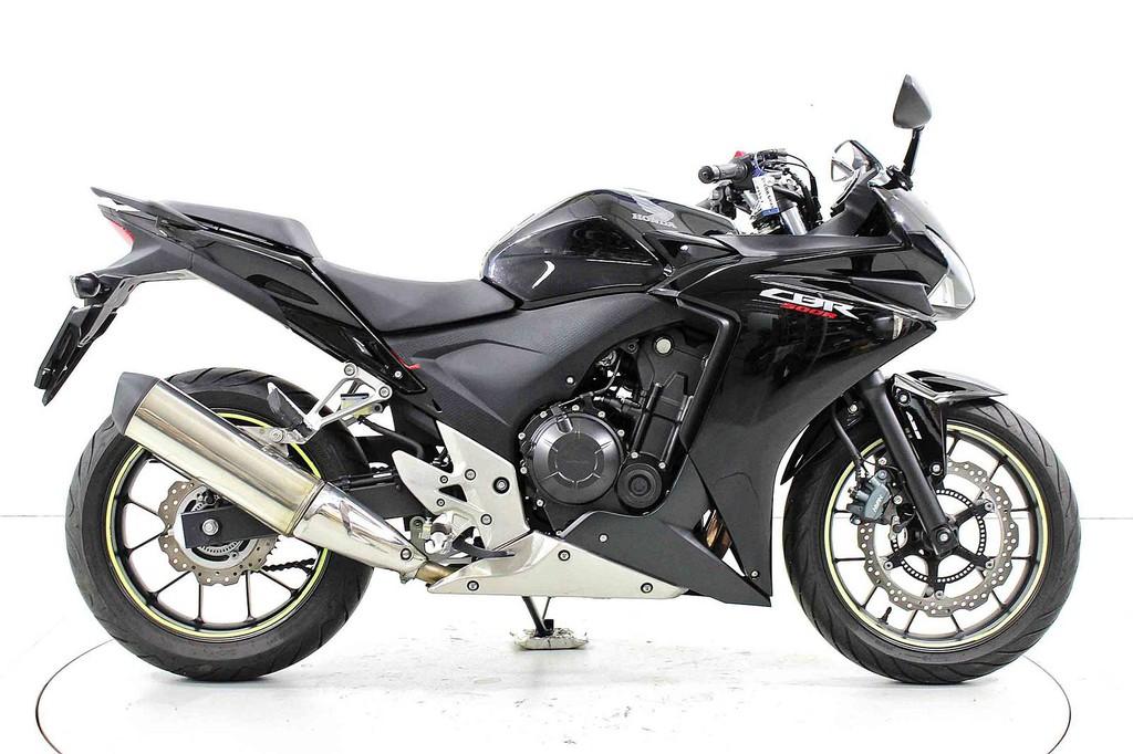Honda CB 500 F ABS - Occasion-Motorräder - Moto Center