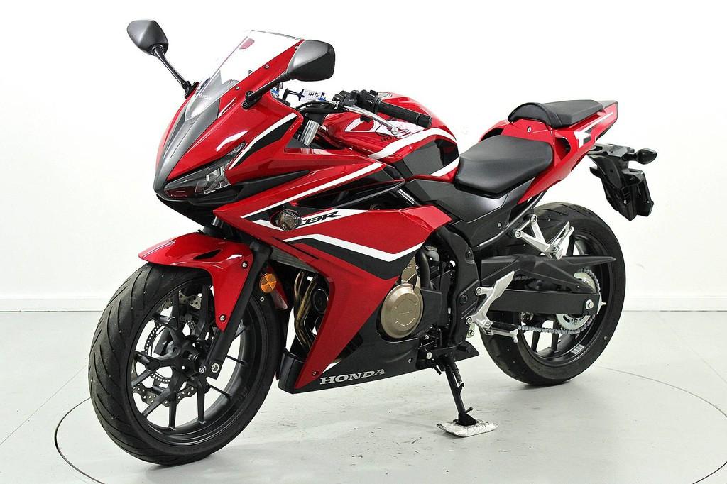 Honda CB 500 F - Occasion-Motorräder - Moto Center Winterthur