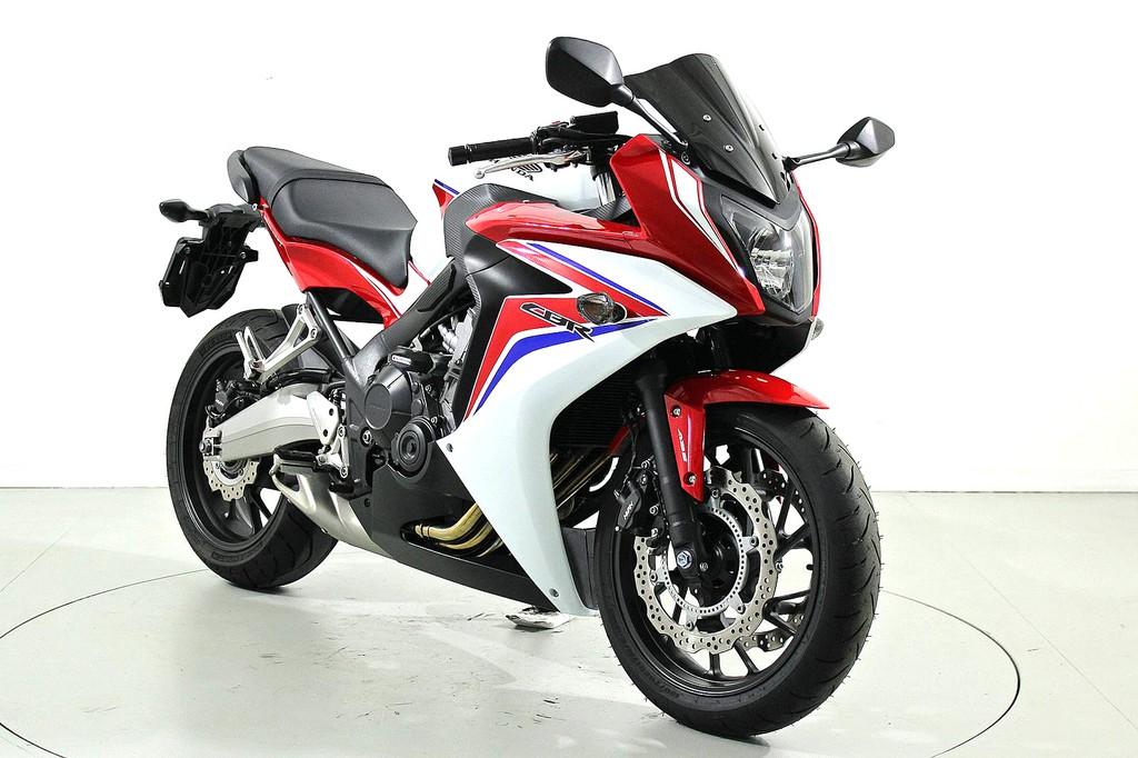 Honda CB 650 F ABS - über 35 kW - Moto Center Winterthur