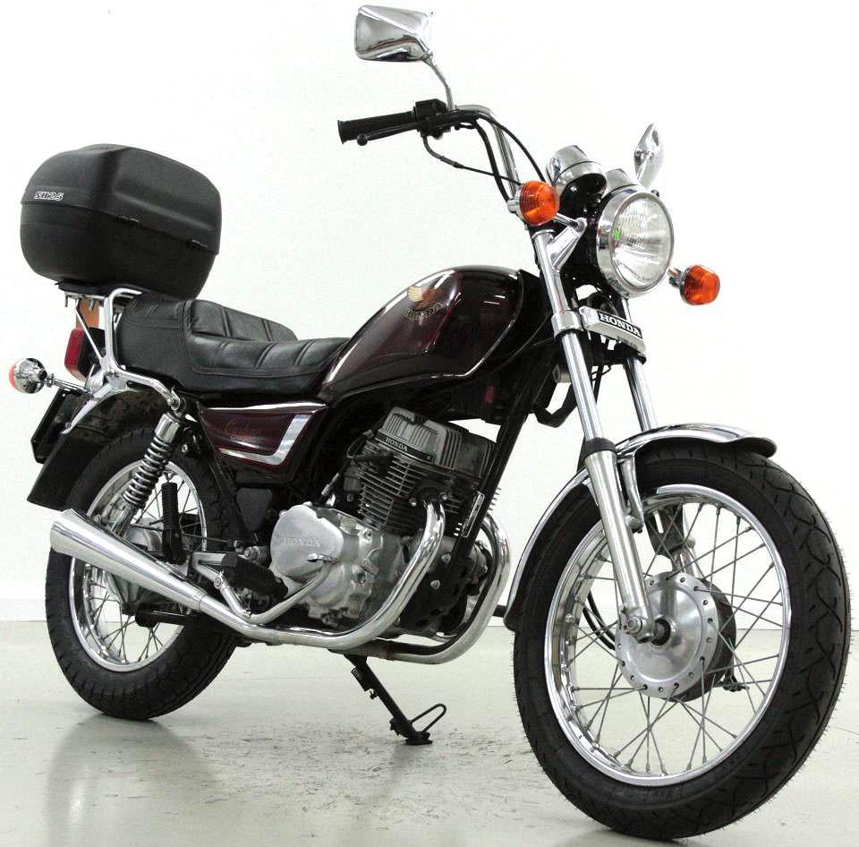 honda cm 125 c 125 ccm motorr der moto center winterthur. Black Bedroom Furniture Sets. Home Design Ideas