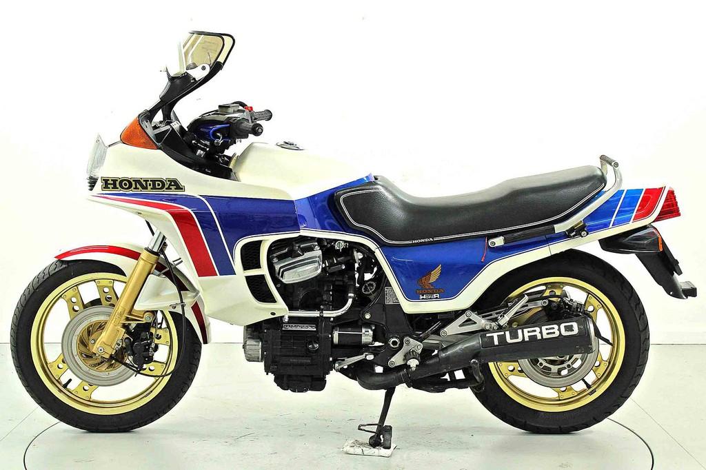 Honda CX 500 Turbo - Occasion-Motorräder - Moto Center