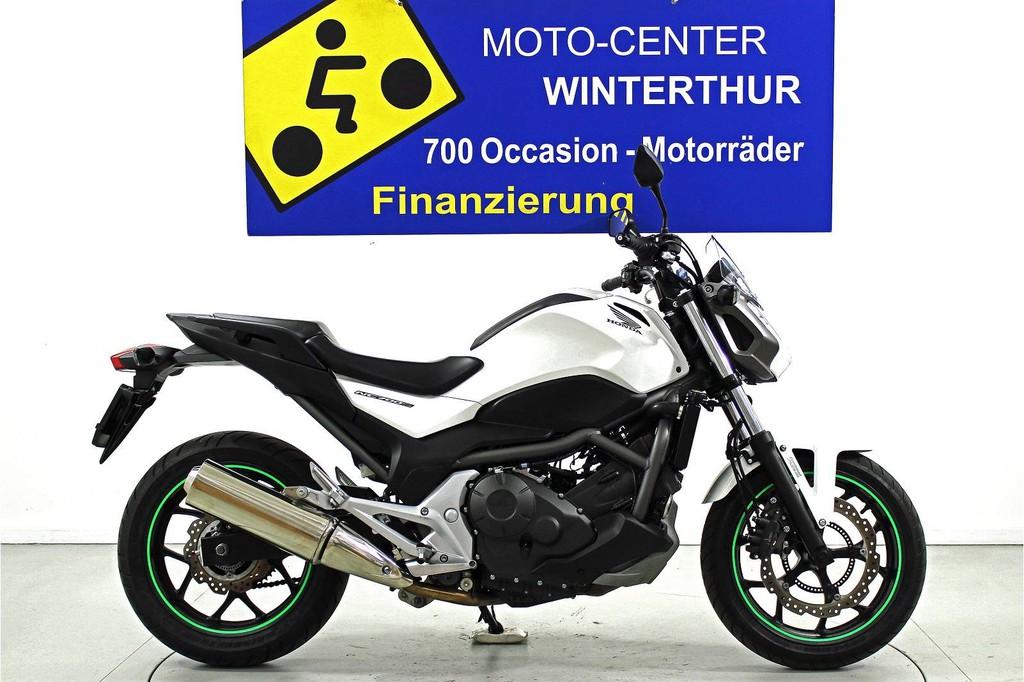 Honda NC 700 SA ABS - Occasion-Motorräder - Moto Center