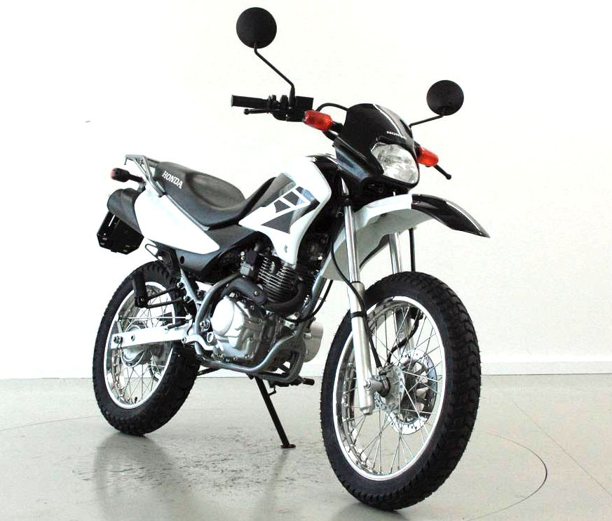 honda xr 125 l 125 ccm motorr der moto center winterthur. Black Bedroom Furniture Sets. Home Design Ideas