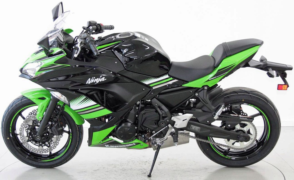 Kawasaki Motorrad 125 Ccm Neu