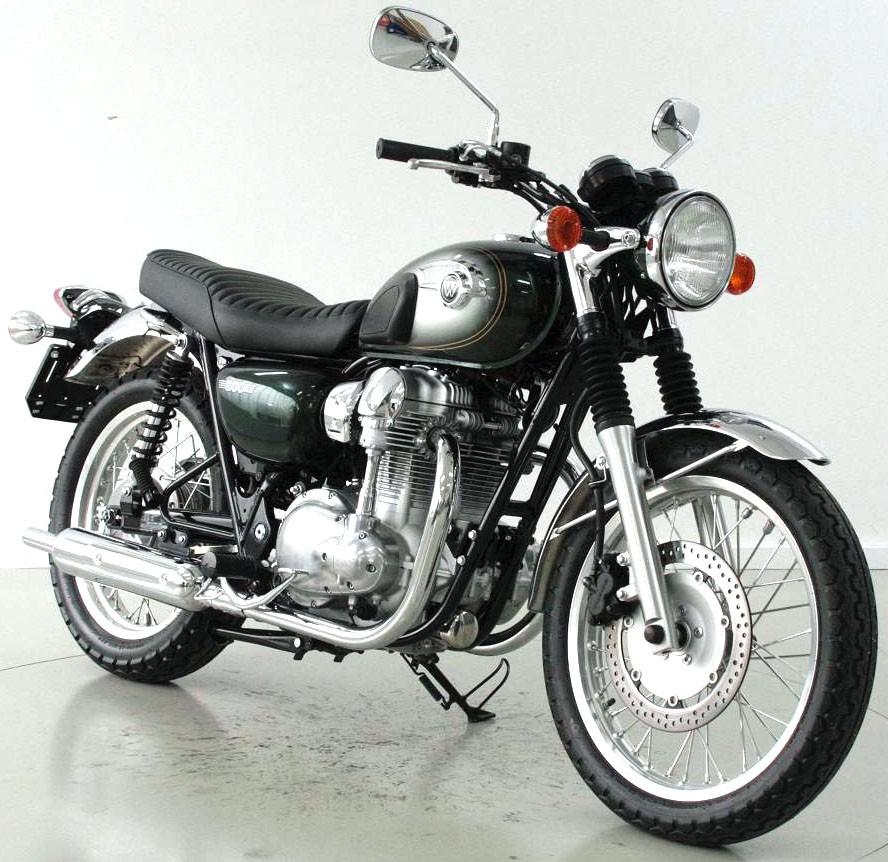 kawasaki w800 occasion motorr der moto center winterthur. Black Bedroom Furniture Sets. Home Design Ideas