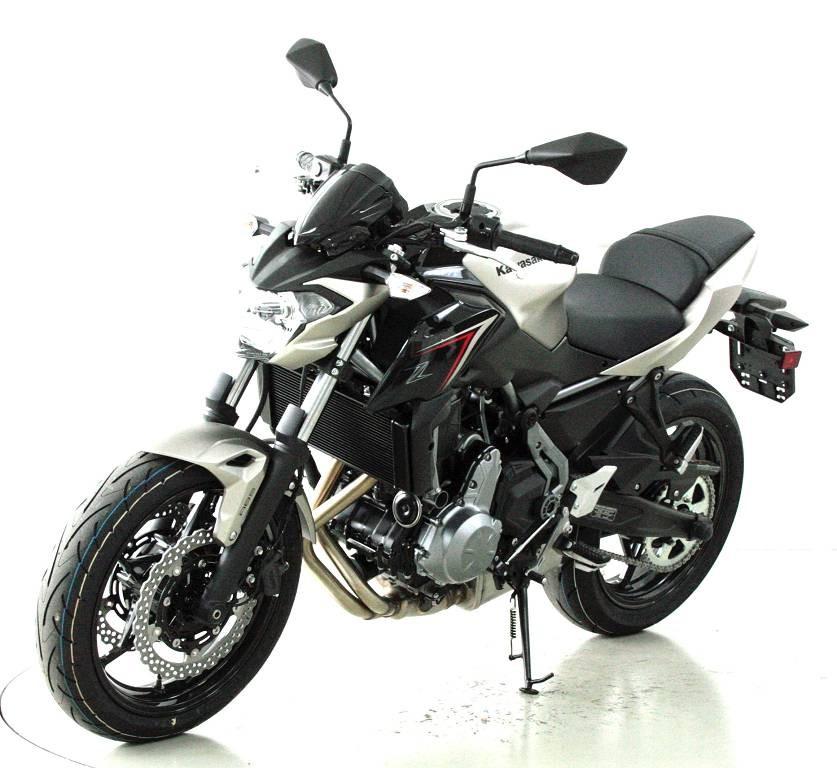kawasaki z650 abs naked bike moto center winterthur. Black Bedroom Furniture Sets. Home Design Ideas