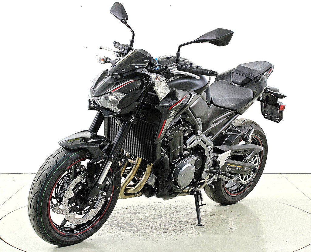 kawasaki z900 abs bis 35 kw moto center winterthur. Black Bedroom Furniture Sets. Home Design Ideas