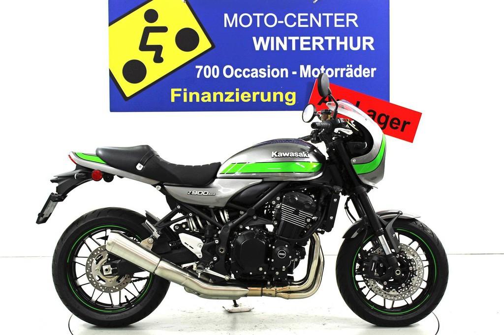 Motorrad Neufahrzeug kaufen KAWASAKI Z 900 (92/70/35 KW