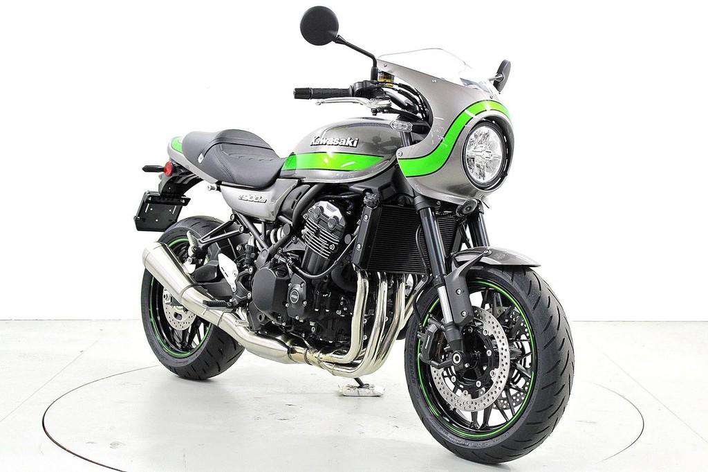 Umgebautes Motorrad Kawasaki Z900 von Rolf Berentelg GmbH