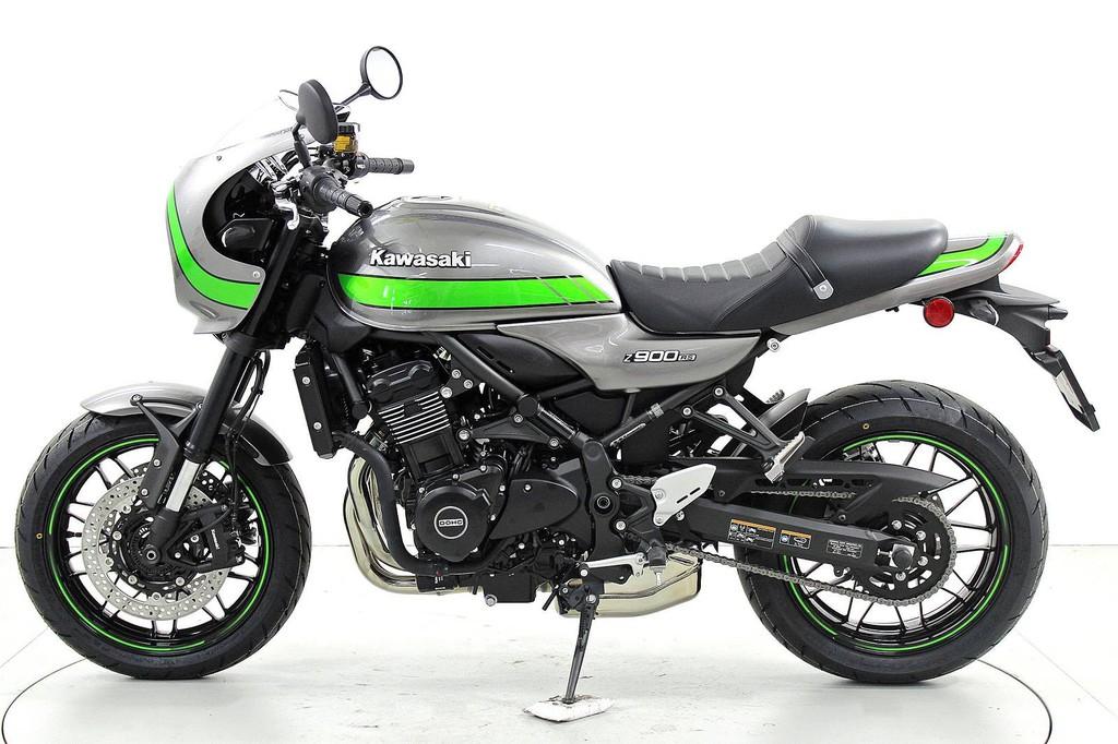 Kawasaki Z650 ABS 2020 50.2 kW - Motorrad Mieten in der
