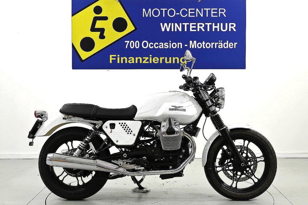 Motorrad Occasion kaufen MOTO GUZZI V7 Stone Moto-Center